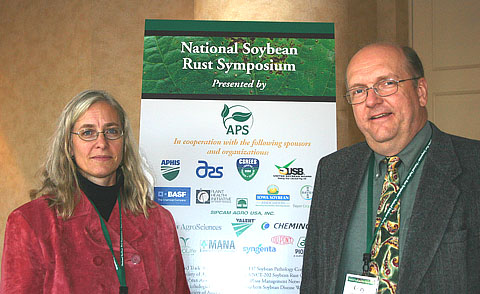 National Soybean Rust Symposium