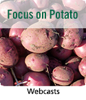 Webcast resource on potato crop management.