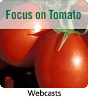 Webcast resource on tomato crop management.