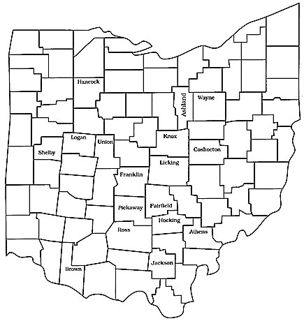 A Survey of Viruses Infecting Alfalfa in Ohio