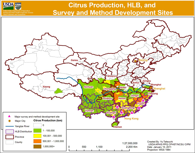 A Review of Huanglongbing (Citrus Greening) Management in Citrus Using Nutritional Approaches in China