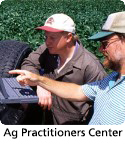 Searchable knowledge base and resource listings for ag practitioners.